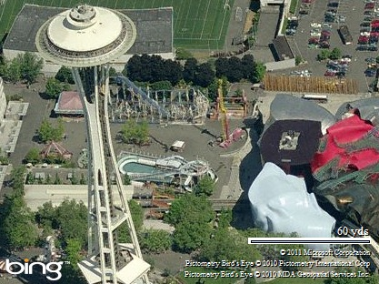 Space Needle -- Seattle, WA